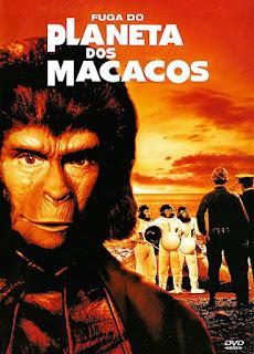 Fuga do Planeta dos Macacos - BDRip Dual Áudio