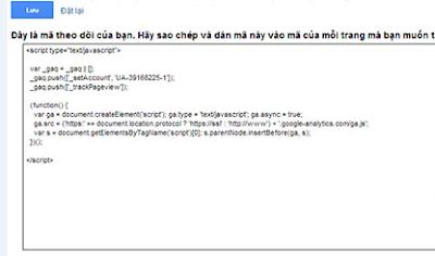 Hướng dẫn cài đặt Google Analytics mới nhất