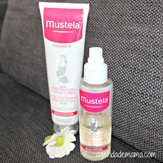 Prevención de estrías Mustela maternidad