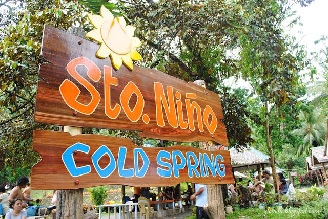 Sto Nino Cold Spring Camiguin