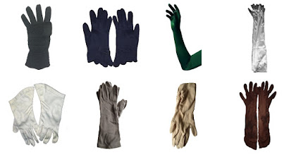 Gail Carriger is Purging... Gloves? All About Vintage Gloves
