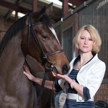 Ilka Gansera-Leveque, Horse trainer, Newmarket horse trainer,
