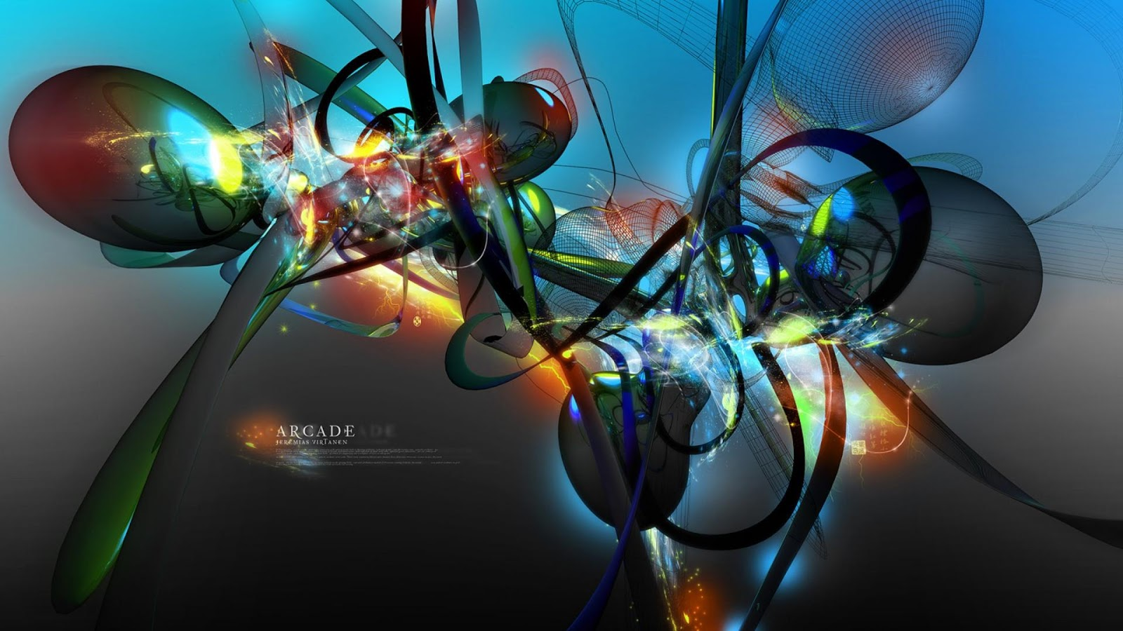 GallianMachi: Awesome 3D HD Wallpapers For Your Desktop