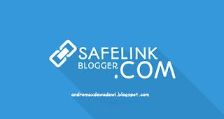 SafelinkBlogger.com URL Shortener And Earn Money