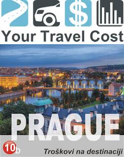 Prag, Češka – troškovi