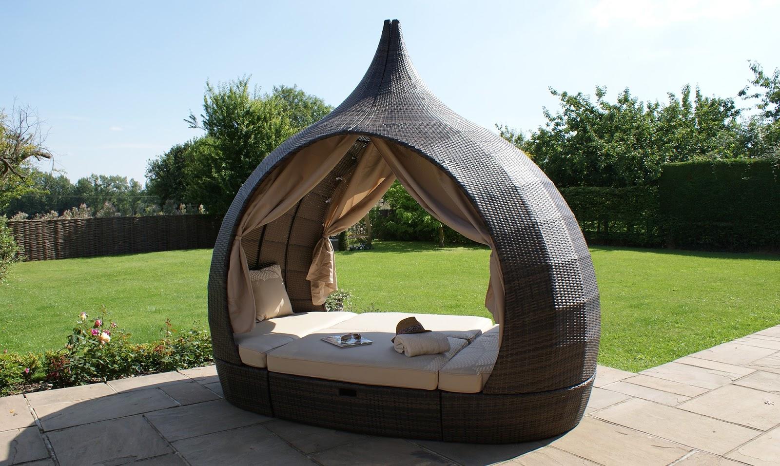 Homebase Garden Daybed : Spring garden decor wishlist a life with frills