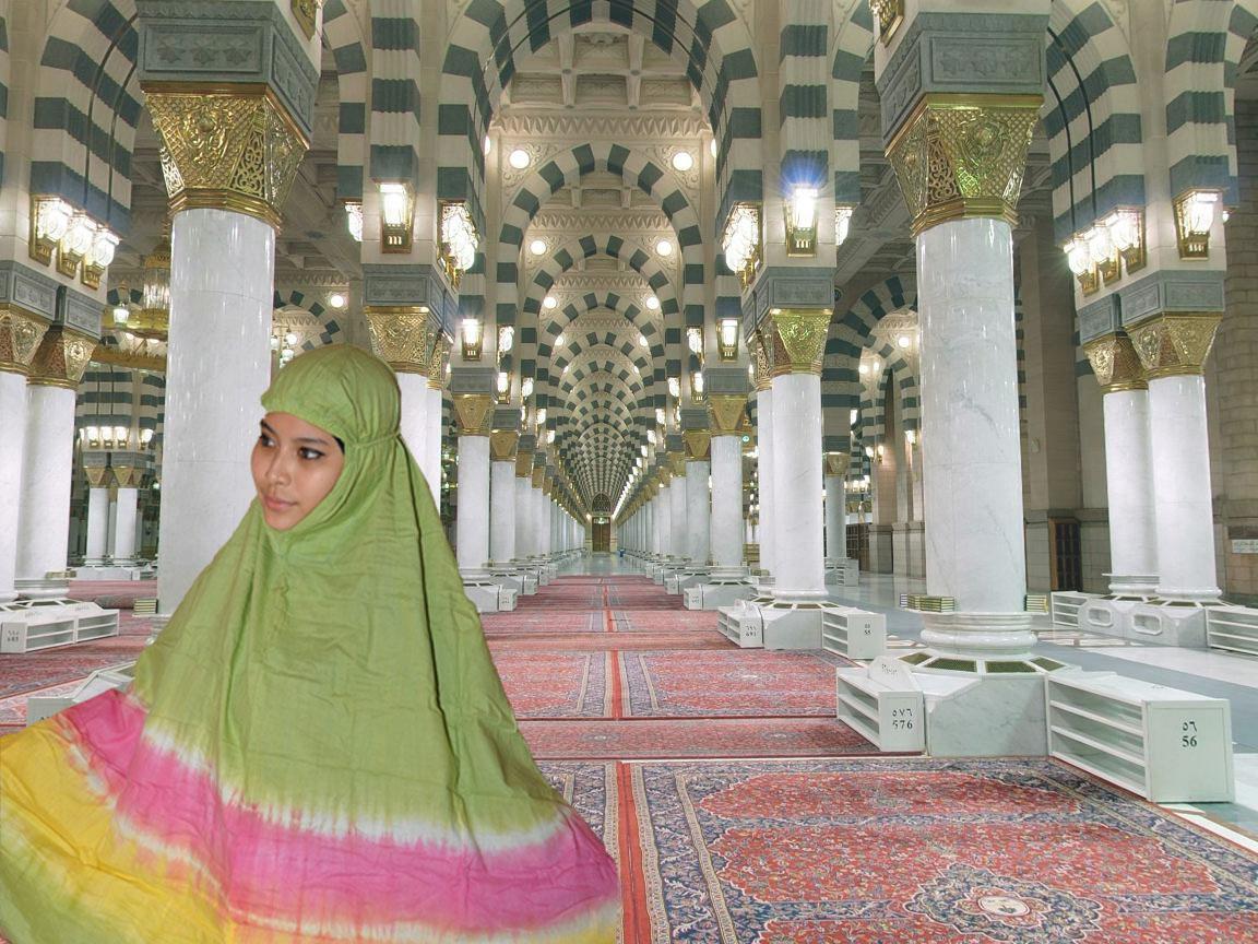 waknal.blogspot.com : Jannah TieDye Telekung