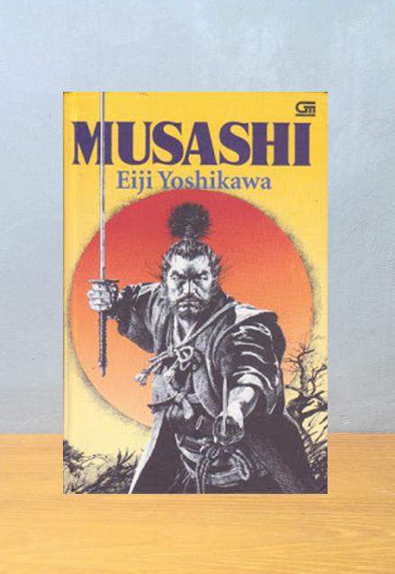 MUSASHI, Eiji Yoshikawa