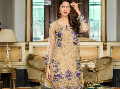 df9a11de33 Nakoosh Formal Wear Collection 2016-17 | Pakistani Party Wears | She-Styles  | Pakistani Designer Dresses - Fashion Weeks - Lawn Collection