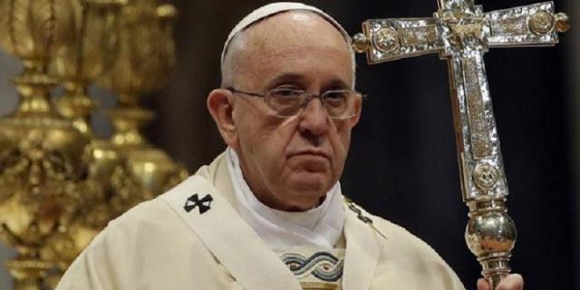Menteri Agama Undang Paus Fransiskus ke Indonesia