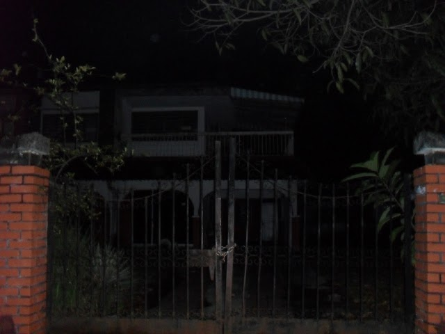 Rumah Sewa Berhantu