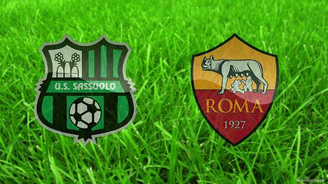 Sassuolo vs Roma Full Match And Highlights 20 May 2018