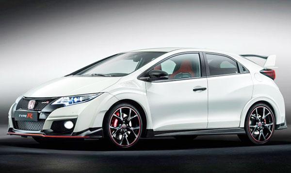2017 Honda Australia Confirm Civic Hatch Type R Manual-only Transmission