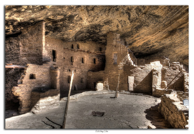 Anasazi Dwellings