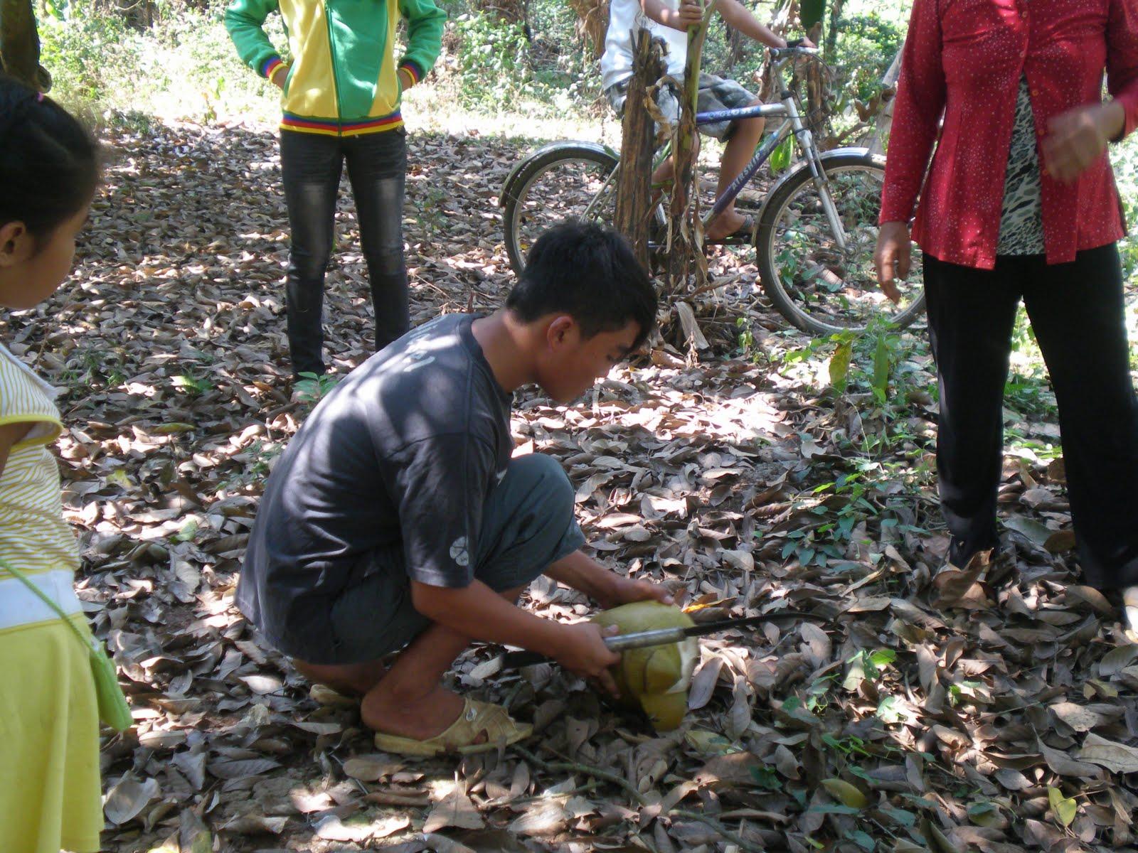 Tylko duży kokos