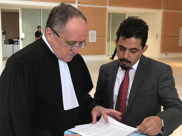 محامي جبهة البوليساريو يودع دعوى قضائية أمام محكمة باريس ضد شركة كونيتال الفرنسية.