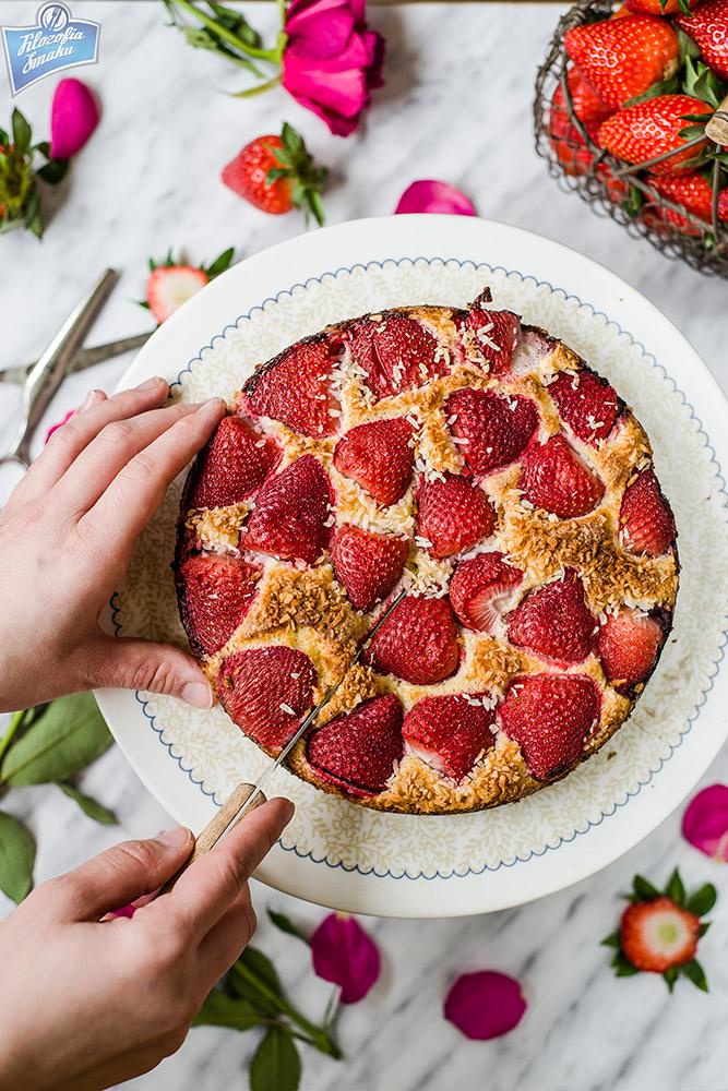 Ciasto bezglutenowe przepis