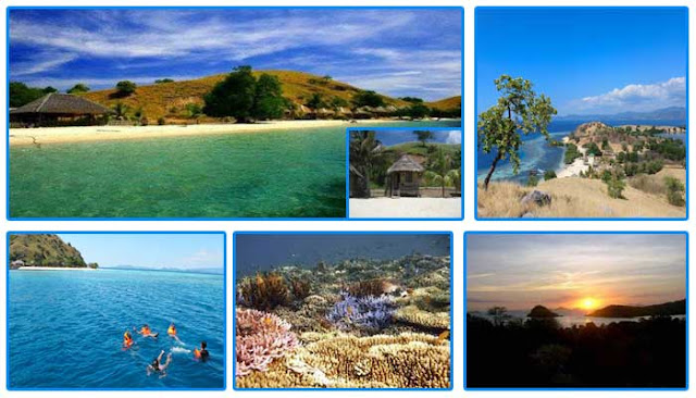 Keindahan Pulau Seraya Di Kabupaten Manggarai Barat KEINDAHAN PULAU SERAYA DI KABUPATEN MANGGARAI BARAT, NTT