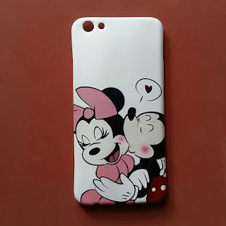 custom case Mickey dan Mini Mouse