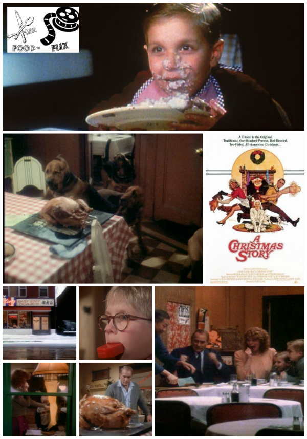 A Christmas Story is the December '14 pick for Food 'n Flix - join us or drop by to see what we're cookin'!