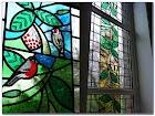 Stained GLASS WINDOW Film UK