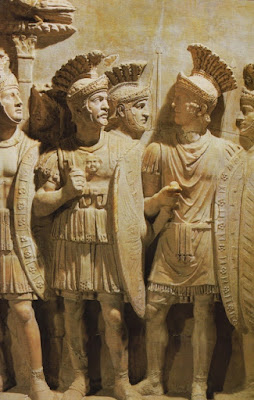 Eski Roma'da İmparatorların Koruyucuları