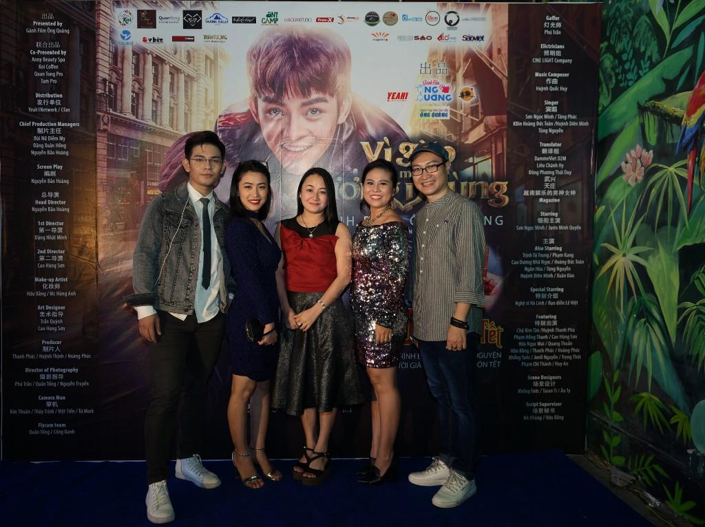 Đàn em Củng Lợi hợp tác làm phim Cannes tại Việt Nam