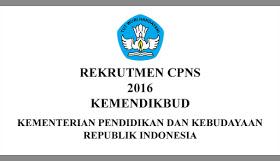 Kabar Baru!! Pendaftaran CPNS 2016 Resmi Dibuka, Silakan Daftar Disini