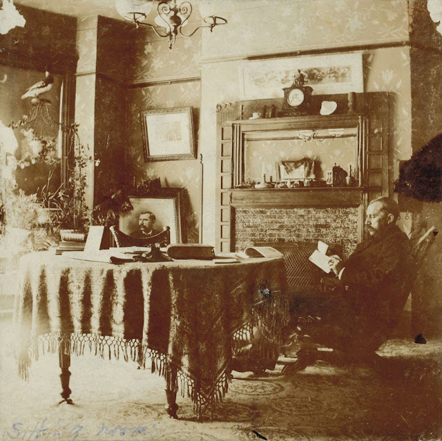 Our Living Room Over The Years: Victorian-Edwardian Living Room: 36 Interesting Vintage