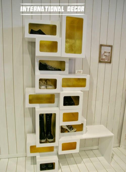 20 Creative Shoe Racks With Unique Designs