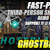 GhostBlade, Fast-Paced Third-Person Shooter, Indie Game Spotlight
