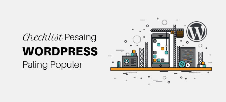 Alternatif WordPress - 18 Pesaing WordPress Populer