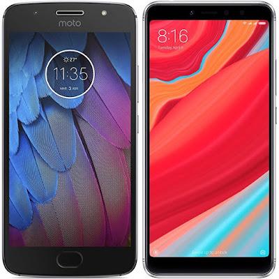 Motorola Moto G5s vs Xiaomi Redmi S2 32G