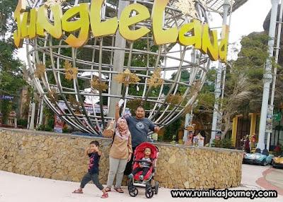 spot foto di jungleland sentul