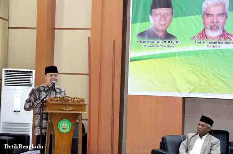Moratourium Alih Status Tak Kendurkan Semangat IAIN Bengkulu