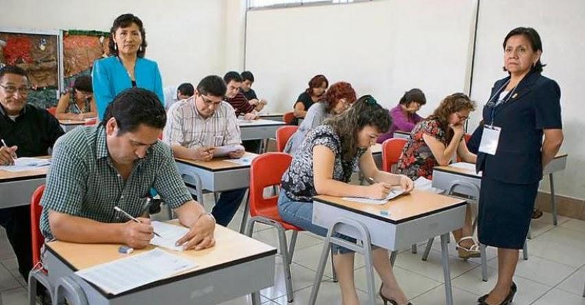 MINEDU: Solo el 5% de maestros alcanzó una plaza de nombramiento, el resto pasará al proceso de contratación docente año escolar 2018 y 2019 - www.minedu.gob.pe