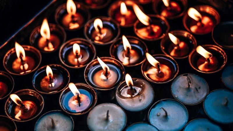 Warmly Candles HD