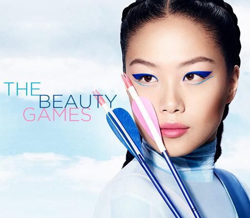 The Beauty Games colección maquillaje de Kiko Milano inspirada en los Juegos Olímpicos 2016