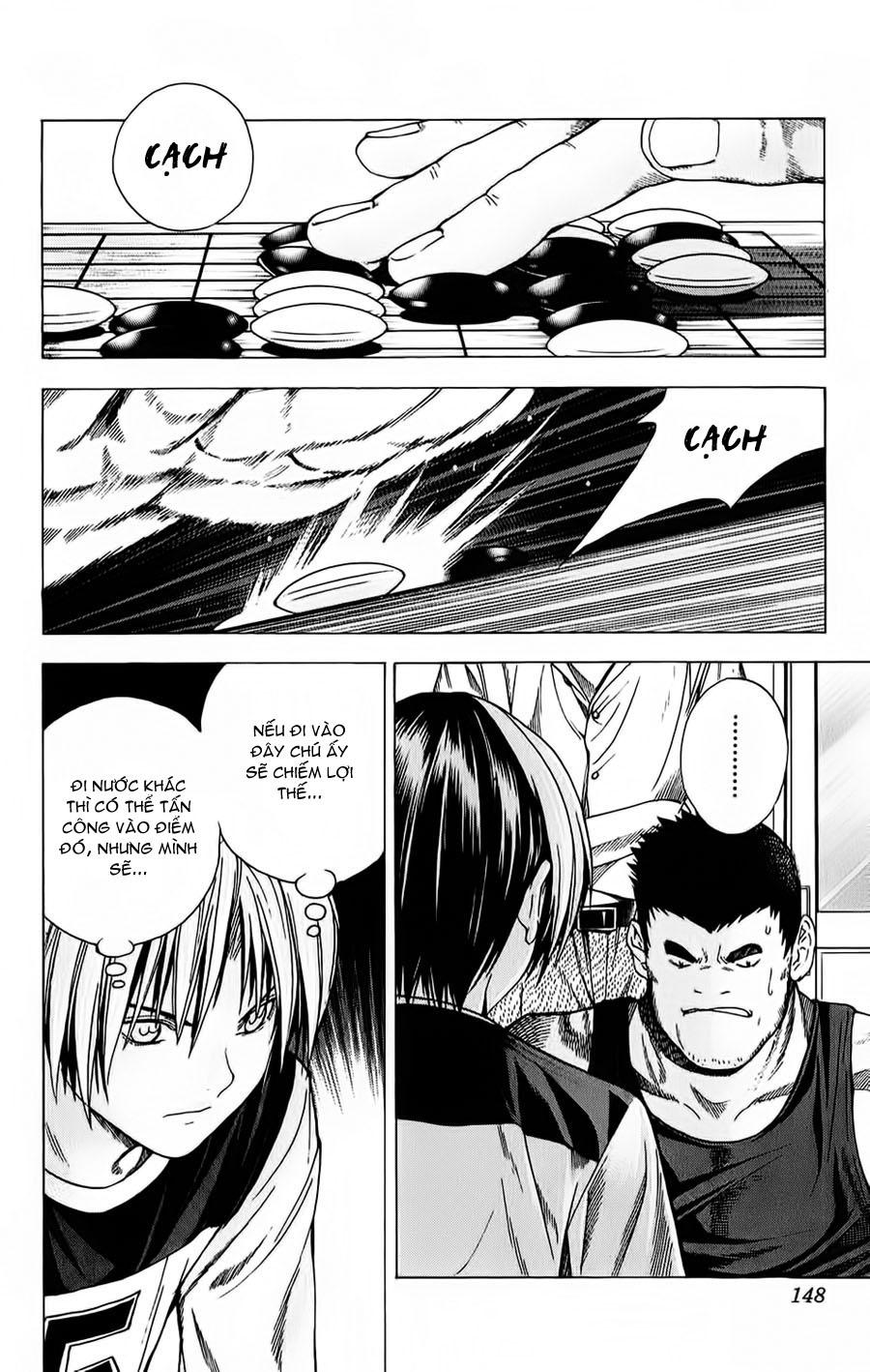 Hikaru No Go hikaru no go chap 128 trang 3