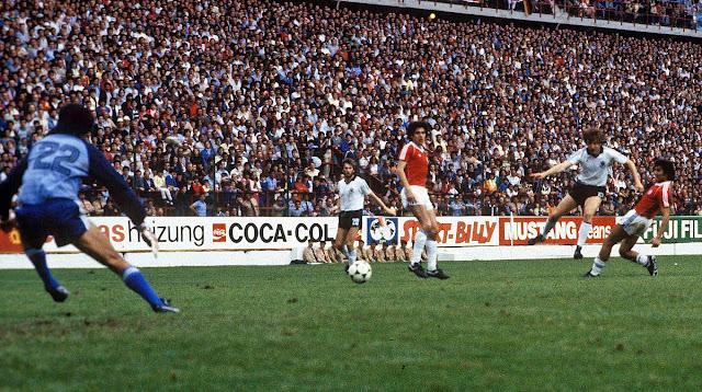 Alemania Federal y Chile en Copa del Mundo España 1982, 20 de junio