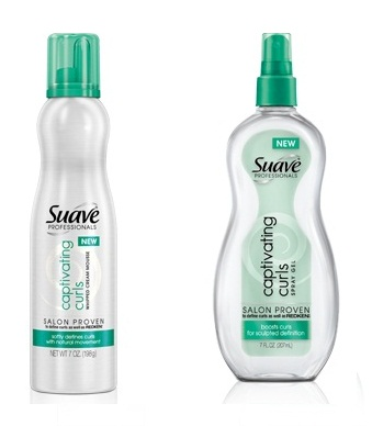 Suave Professionals Giveaway 2 Winners Closed