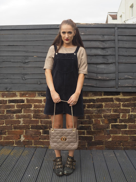 Yet another pinafore...