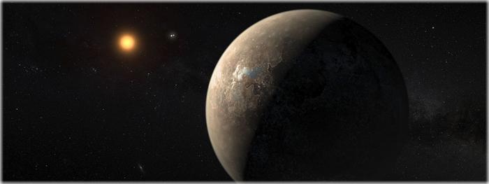 encontrado planeta proxima b