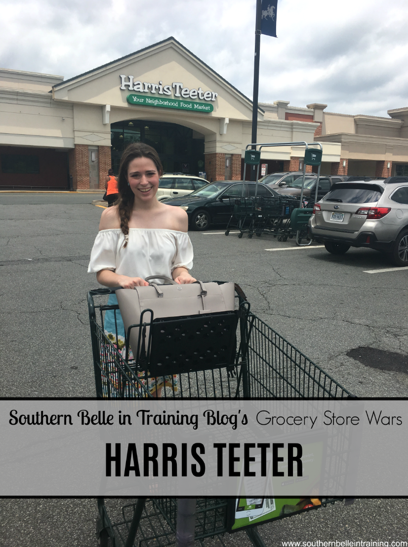 Grocery Store Wars: Harris Teeter