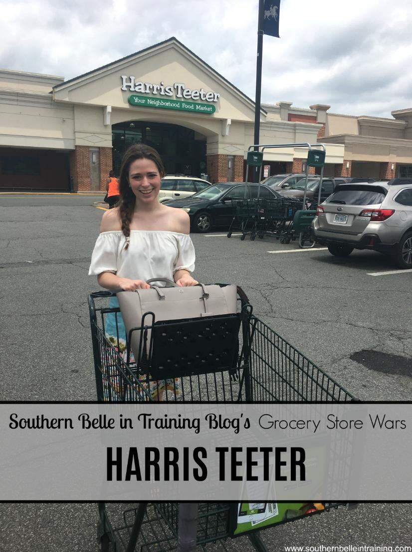 Grocery Store Wars: Harris Teeter