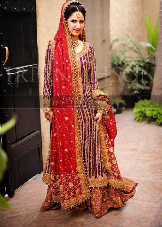Pakistani Bridal Wedding Dresses