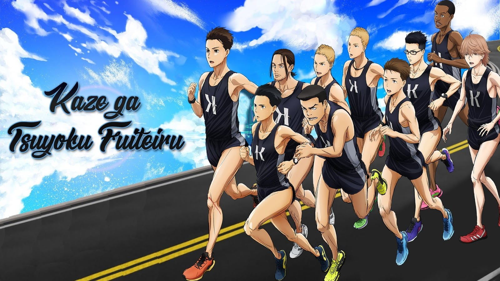 Kaze Ga Tsuyoku Fuiteiru Run With The Wind Episode 14 Detailed