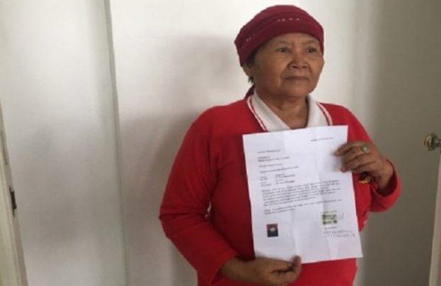 Mengharukan, Nenek Ini Bawa Surat ke Balai Kota Minta Ijin Dampingi Ahok di Pengadilan