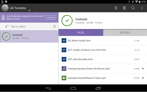 BitTorrent® Pro – Torrent App v5 4 3 Cracked APK [Latest]