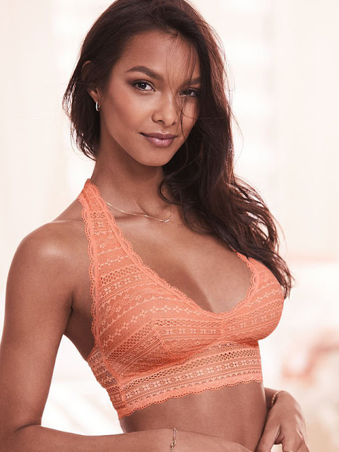 """Hot girls"" Lais Ribeiro single mon Victoria's Secret Model 4"